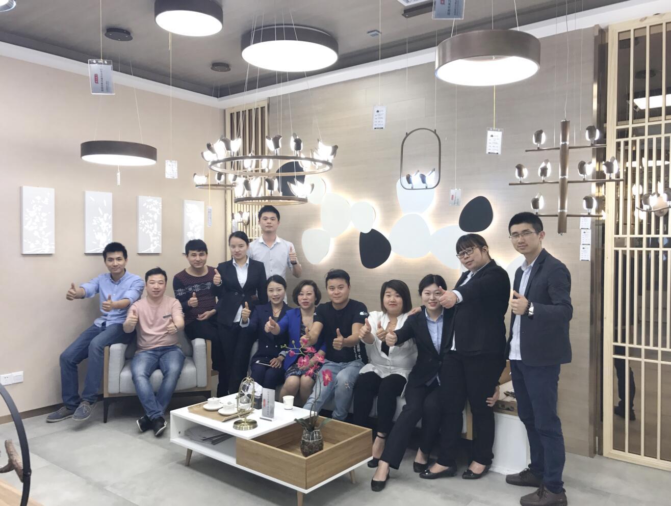 【庆溢照明】湖南长沙如壹店登场!