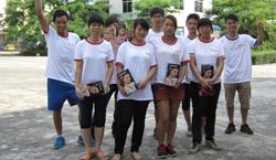庆溢照明-第一届跳绳团体冠军