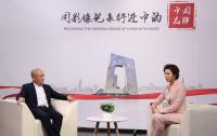庆溢照明走进央视《创新中国》专访,解析庆溢品牌之路!