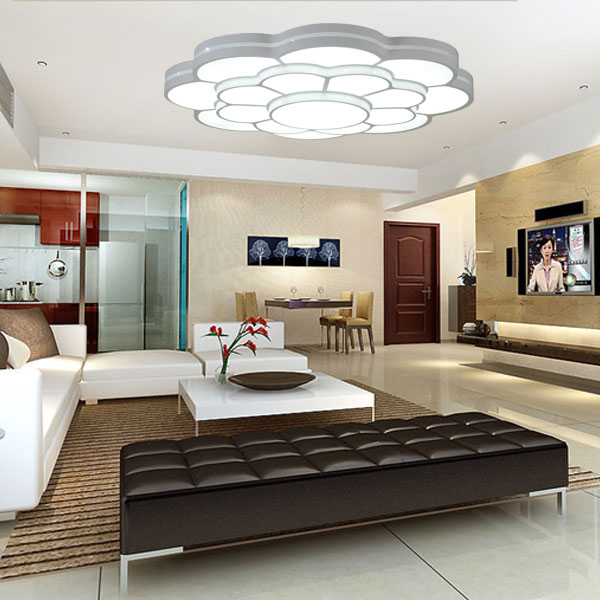 庆溢照明 莲花系列 LED-GL9005