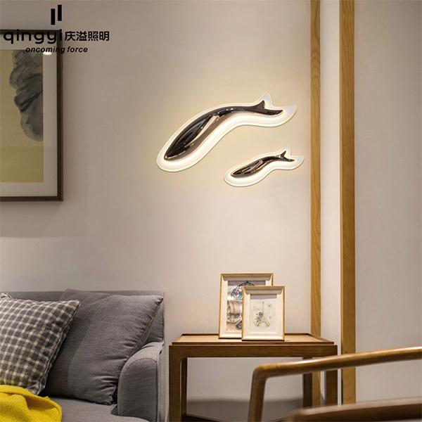 LED-BL17621鱼群戏水系列