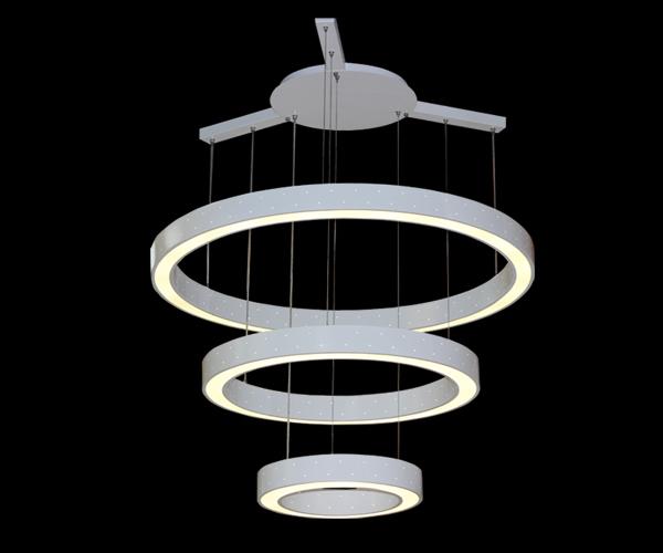 庆溢照明  天使光环系列  LED-GL9000/H+A+C