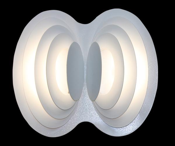 庆溢照明  壁灯系列   LED-BL9904/B 蝴蝶