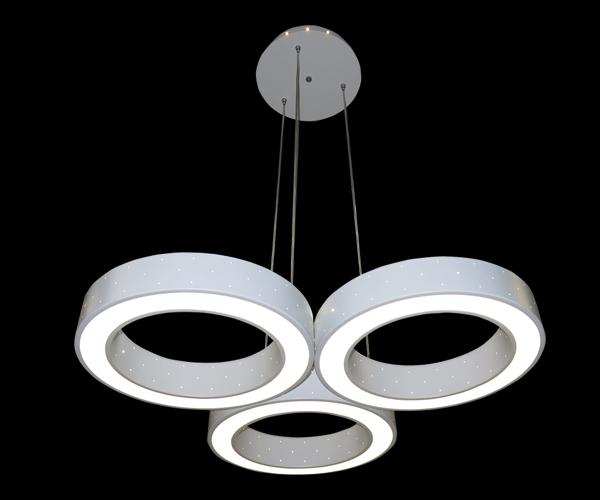 庆溢照明 天使光环系列 LED-GL9000/C3